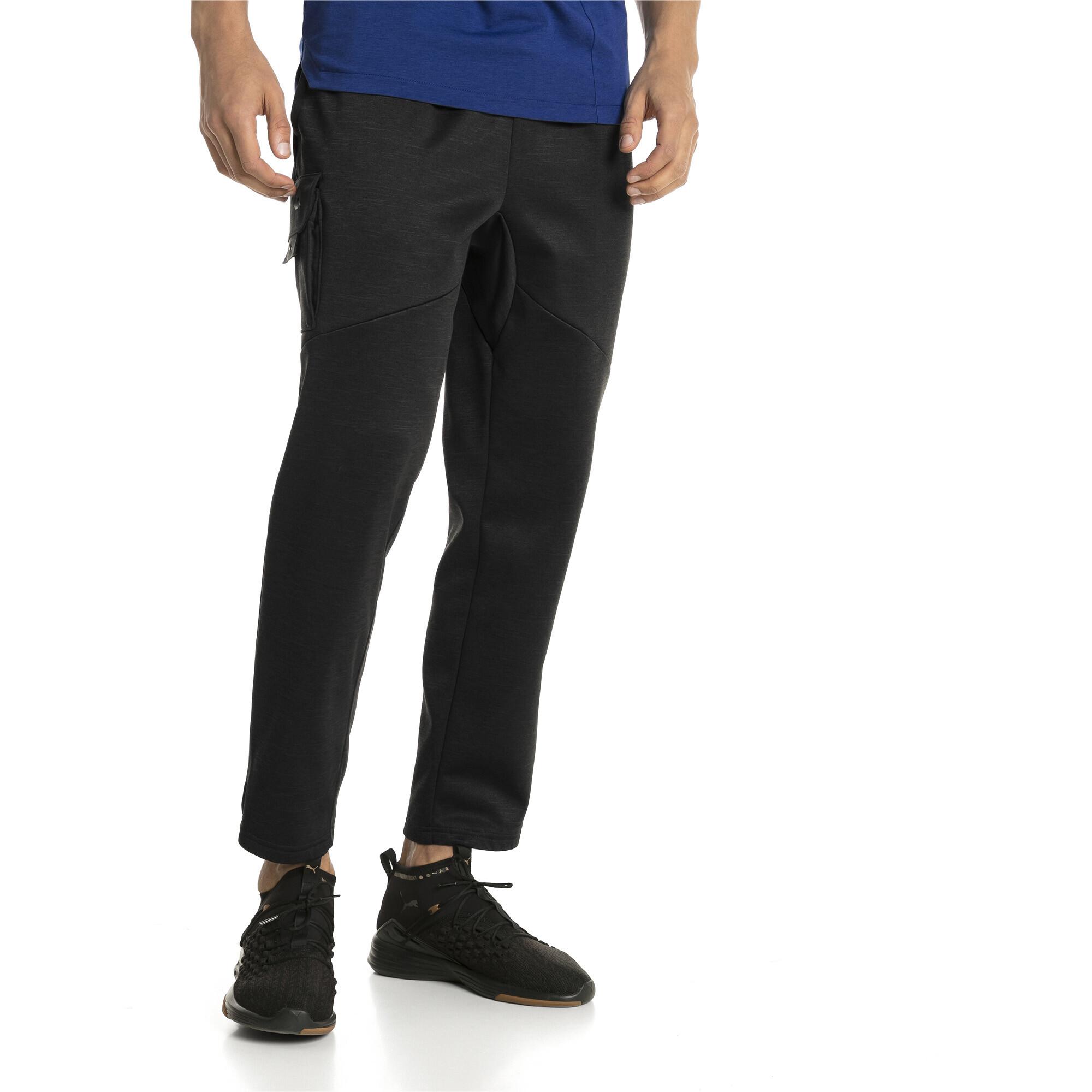Image Puma BND Tech Trackster Men's Sweatpants #1