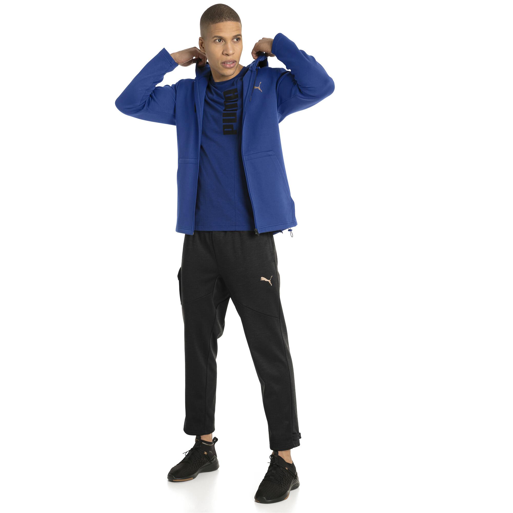 Image Puma BND Tech Trackster Men's Sweatpants #3