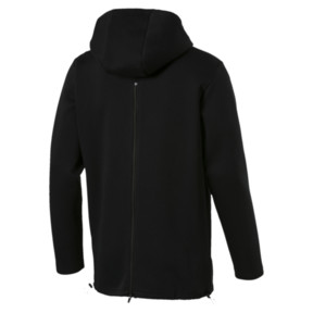 Thumbnail 3 of VENT Zip-Up Hooded Men's Jacket, Puma Black, medium