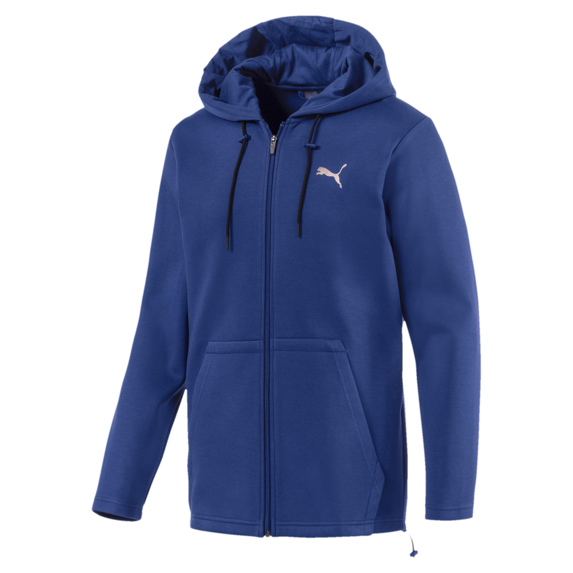 Image Puma VENT Zip-Up Hooded Men's Jacket #4