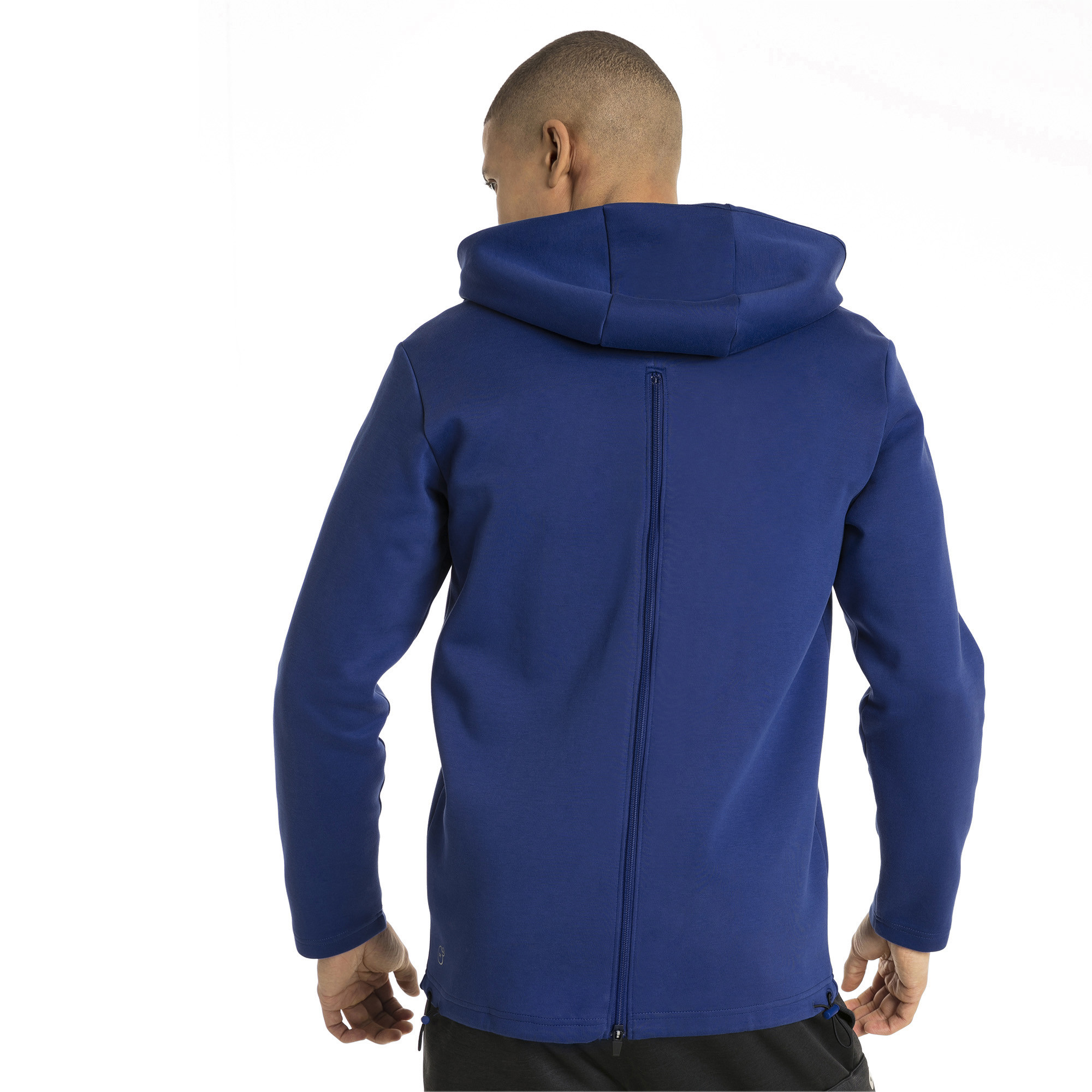 Image Puma VENT Zip-Up Hooded Men's Jacket #2