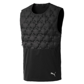 Thumbnail 1 of NeverRunBack Men's Protect Vest, Puma Black, medium