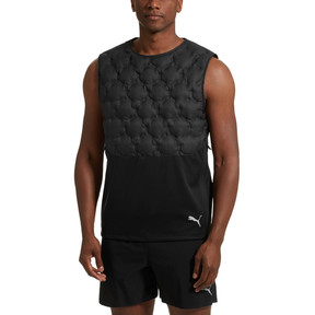 Thumbnail 2 of NeverRunBack Men's Protect Vest, Puma Black, medium