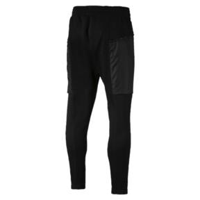 Thumbnail 4 of Energy Actum Men's Running Sweatpants, Puma Black, medium