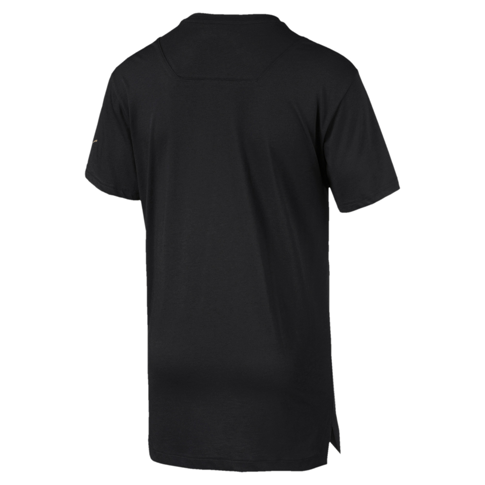 Image Puma Energy Triblend Graphic Men's Running Tee #3