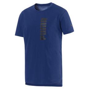Thumbnail 1 of Energy Triblend Graphic Men's Running Tee, Sodalite Blue, medium