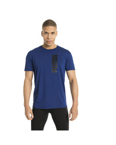 Image Puma Energy Triblend Graphic Men's Running Tee