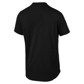Thumbnail 4 of Triblend Men's Tee, Puma Black, medium
