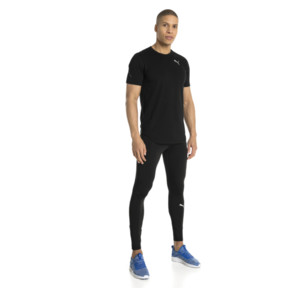 Thumbnail 5 of Triblend Men's Tee, Puma Black, medium