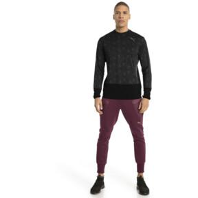 Thumbnail 5 of Energy Long Sleeve Tech Hooded Men's Running Top, Puma Black, medium