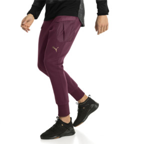 Thumbnail 2 of Energy Actum Men's Running Sweatpants, Fig, medium