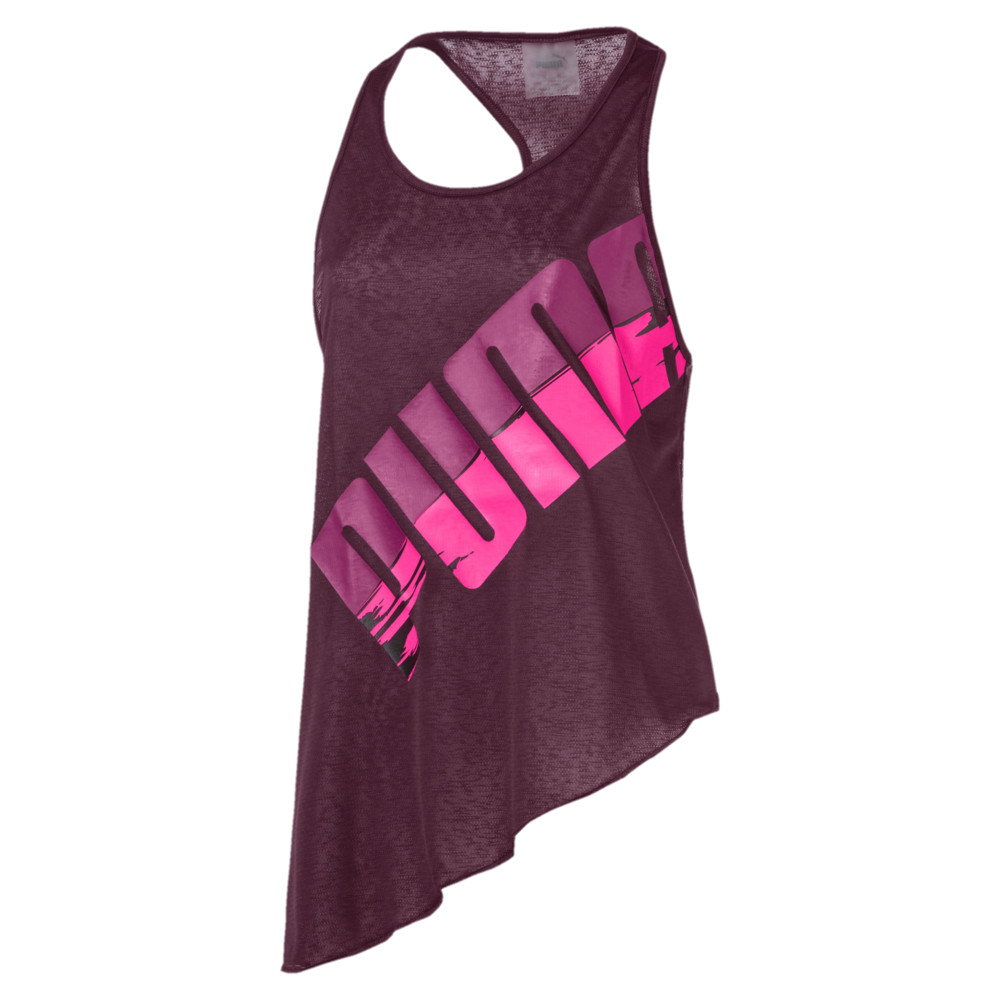 Image Puma Training Women's A.C.E. Slogan Tank Top #1