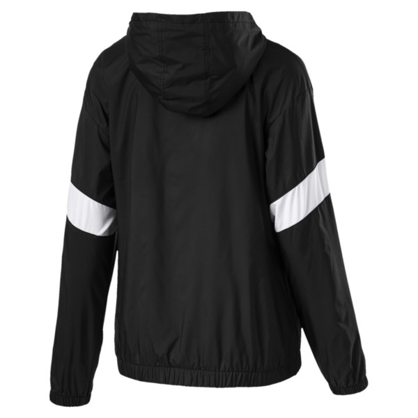A.C.E Women's Jacket, Puma Black-Puma White, large