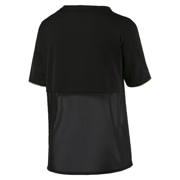 A.C.E. Reveal Women's Training Top, Puma Black, large