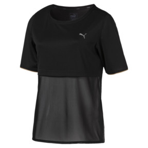 Thumbnail 1 of A.C.E. Reveal Women's Training Top, Puma Black, medium
