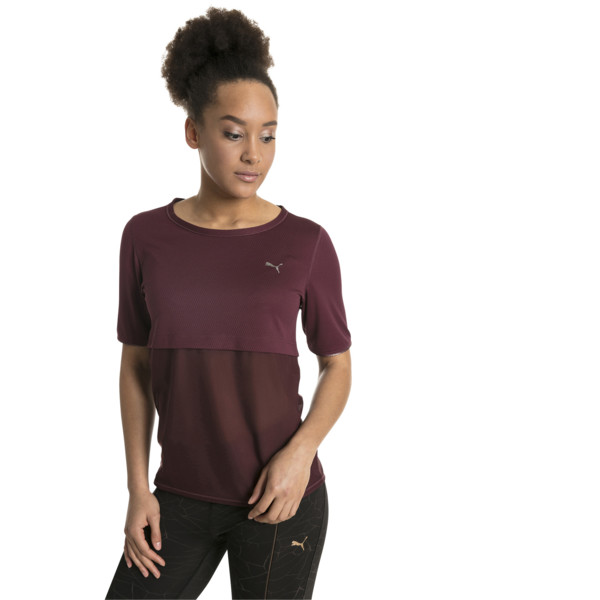 A.C.E. Reveal Women's Training Top, Fig, large