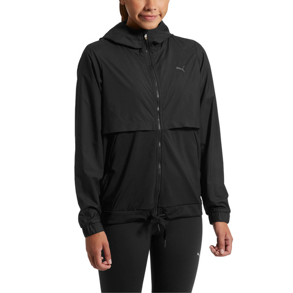A.C.E. Train It Women's Training Jacket, Puma Black, large
