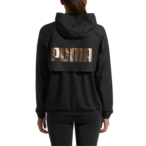 A.C.E. Train It Women's Training Jacket, Puma Black, large