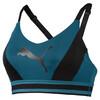 Image Puma Mid Impact Logo Women's Bra Top #1