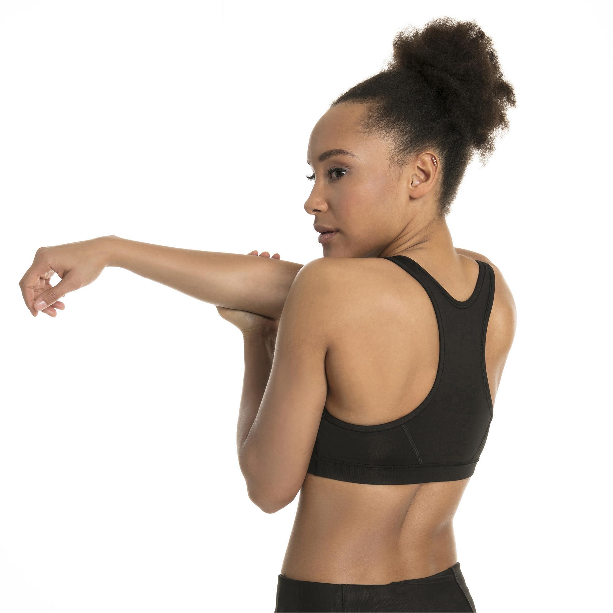 Image Puma 4Keeps Mid Impact Women's Bra Top #2