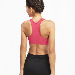 Thumbnail 2 of 4Keeps Mid Impact Women's Bra Top, Pink Alert, medium