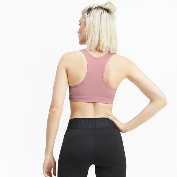Top soutien-gorge Training 4Keeps Mid Impact pour femme, Bridal Rose, large