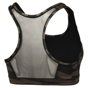 Thumbnail 4 of 4Keeps Graphic Bra M, black-met bronze-shimmer prt, medium