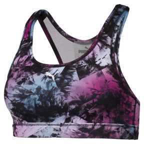 Training Damen 4Keeps Graphic Mid Impact BH-Top