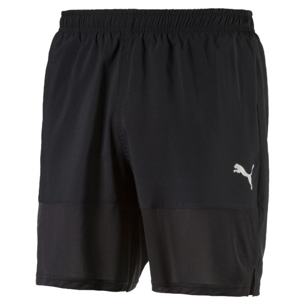 Short Running IGNITE pour homme, Puma Black, large