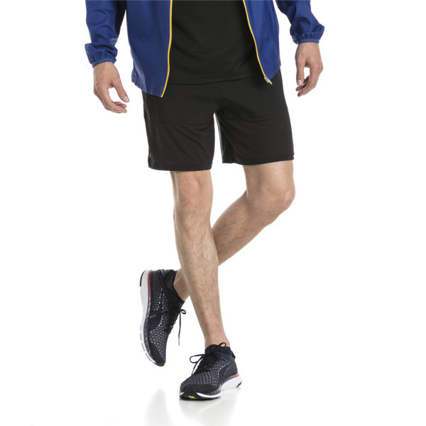 Running Herren IGNITE Shorts, Puma Black, large