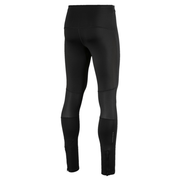 IGNITE Men's Running Tights, Puma Black, large