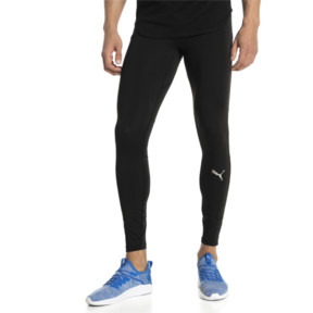 Thumbnail 1 of IGNITE Men's Running Tights, Puma Black, medium