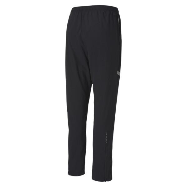 Pantalon de course tissé IGNITE Running pour homme, Puma Black, large