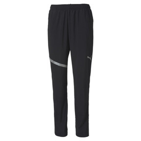 Thumbnail 4 of IGNITE Woven Men's Running Pants, Puma Black, medium