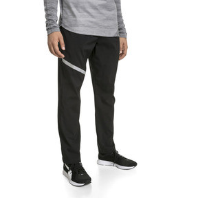 Thumbnail 1 of IGNITE Woven Men's Running Pants, Puma Black, medium