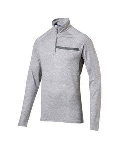 Image Puma Running Men's IGNITE Half Zip Long Sleeve