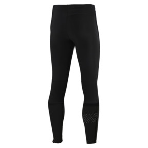 Thumbnail 4 of Winter Men's Running Tights, Puma Black, medium
