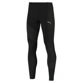 Thumbnail 1 of Winter Men's Running Tights, Puma Black, medium