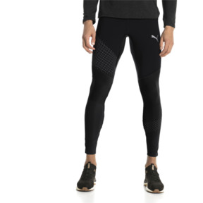 Thumbnail 2 of Winter Men's Running Tights, Puma Black, medium