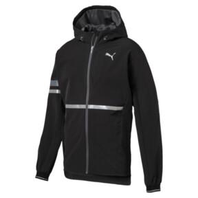 Thumbnail 1 of LastLap  Zip-Up Men's Hooded Jacket, Puma Black, medium