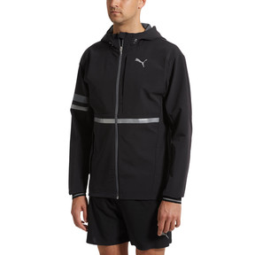 Thumbnail 2 of LastLap  Zip-Up Men's Hooded Jacket, Puma Black, medium