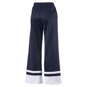 Thumbnail 3 of Varsity Pant, Peacoat-Puma White, medium