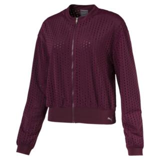 Image Puma Luxe Zip-Up Women's Jacket