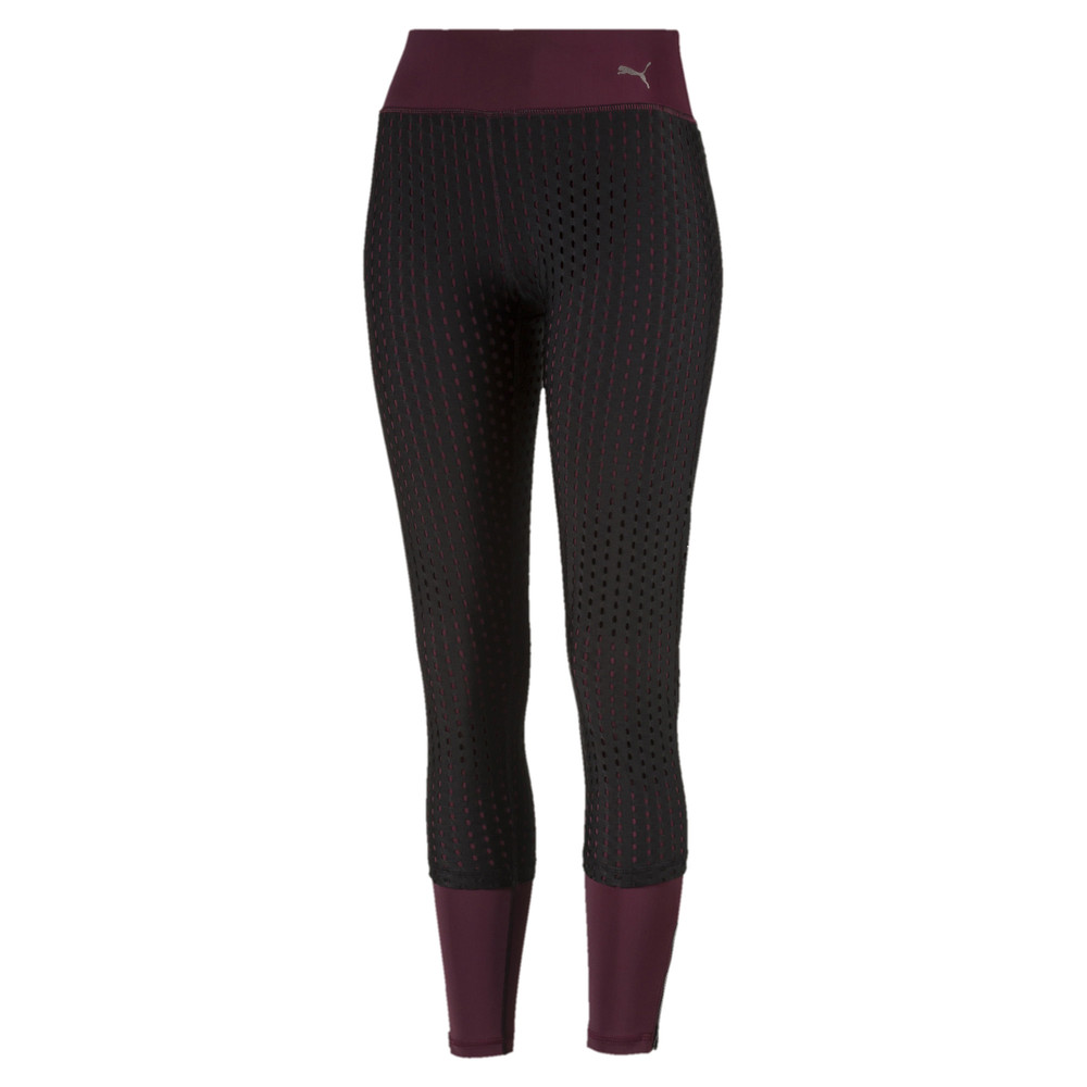 Image Puma Luxe Mesh Women's Tights #1
