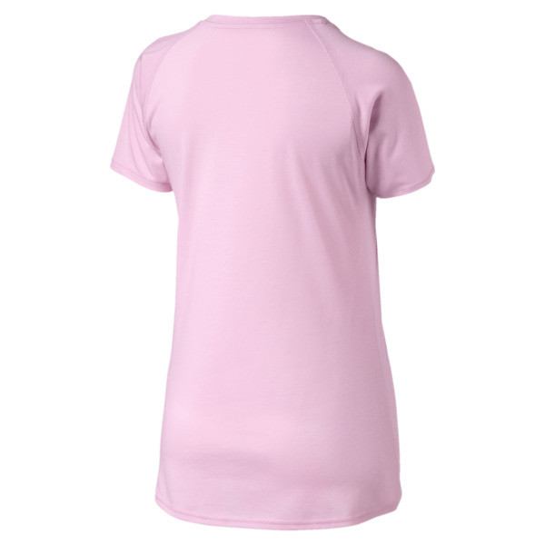Training Women's A.C.E. Raglan T-Shirt, Pale Pink, large