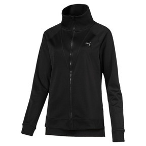 Thumbnail 1 of Training Women's Explosive Warm-Up Jacket, Puma Black, medium
