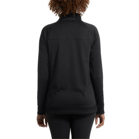 Thumbnail 3 of Training Women's Explosive Warm-Up Jacket, Puma Black, medium