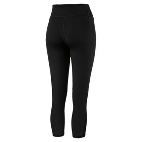 Thumbnail 5 of Always On Solid 3/4 Women's Tights, Puma Black, medium