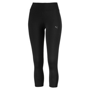 Thumbnail 4 of Always On Solid 3/4 Women's Tights, Puma Black, medium