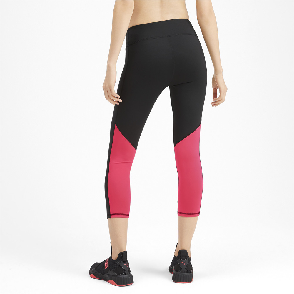 Image Puma Training Women's A.C.E. Always On Solid 3/4 Tights #2